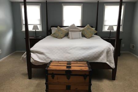 Seperate Floor Bedroom w/ Private Bath