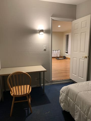 Cozy Room to rent in the heart of silicon valley