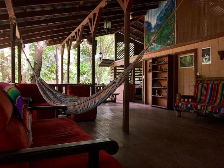 La Granja: Historic Farmhouse Near Monteverde