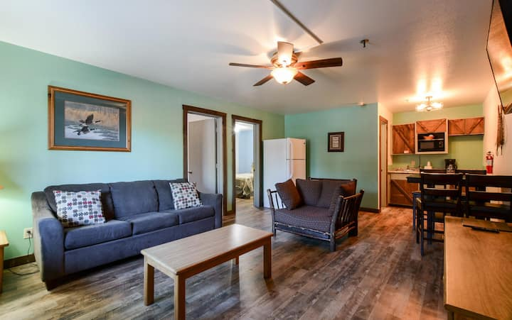 2Rm Kitchenette - So Comfy - EXCELLENT LOCATION - Bus to Silver Dollar City!!