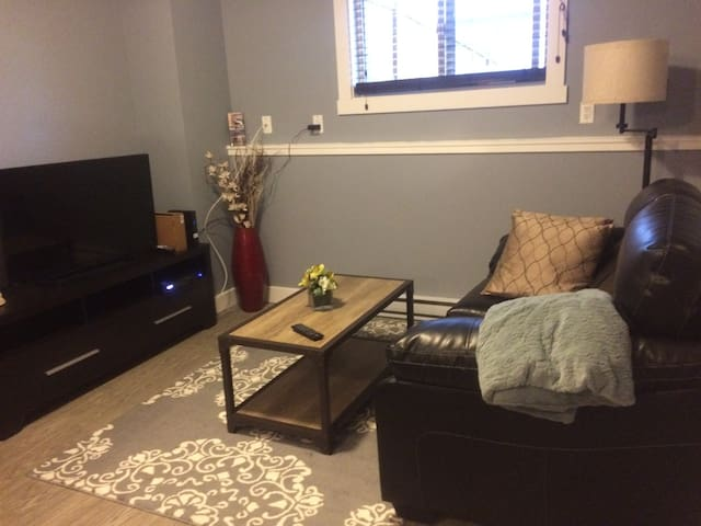 Beautifully furnished 1 Bedroom suite