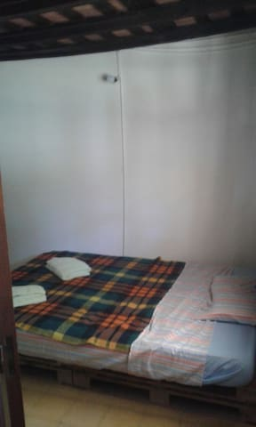 Tranquilidad...habitacion para dos - El Tesoro - Casa