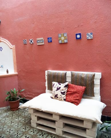 Private room in Old City - Montevideo - Casa