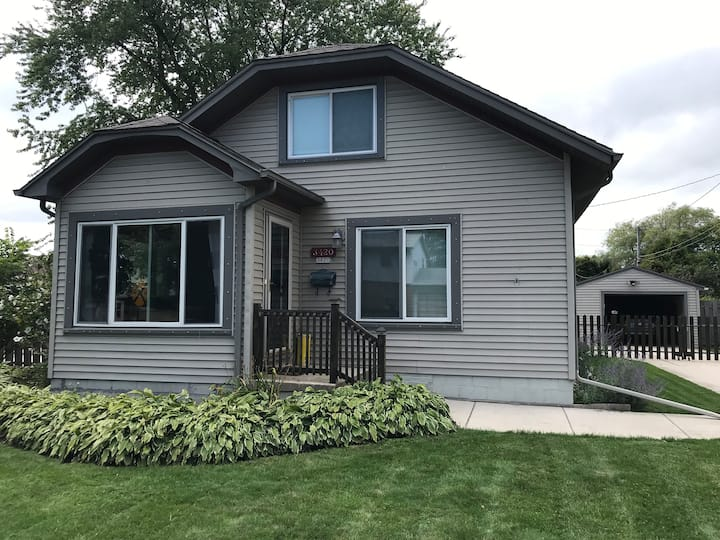 Quaint home available for Eastern WI Events