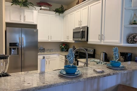 ❤ 3/2 Luxury condo near Disney in Wyndham Resort 1