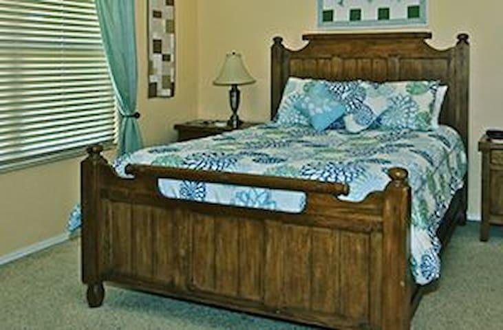 Dakota Room Queen Bedroom