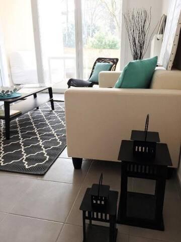 appartement moderne - Saint-Cyr-sur-Loire - Huoneisto
