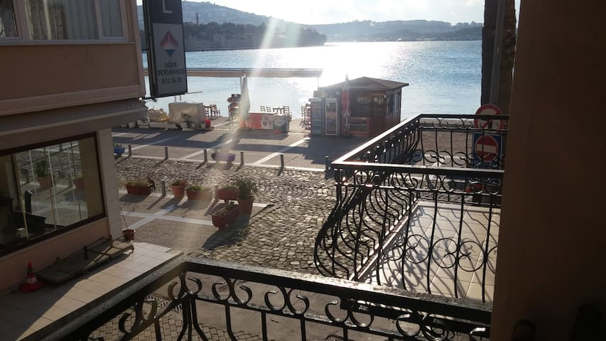 Welcome to the city of love s3 - Foça - Bed & Breakfast