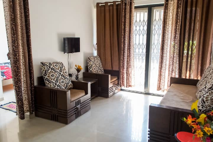 Spacious 1 Bedroom Apartment in Lavasa