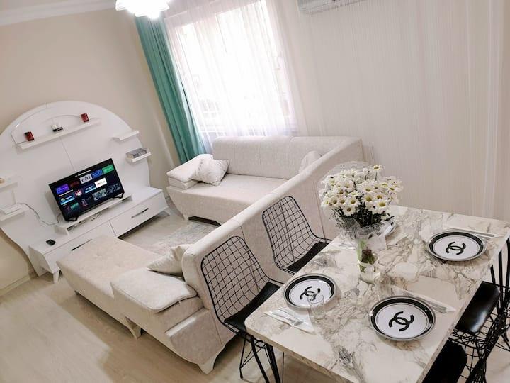 Comfortable 2bedroom apartment in Alanya/Mahmutlar