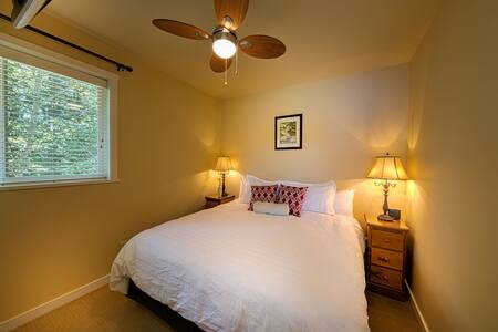 One of our boutique rooms in the Main Lodge.