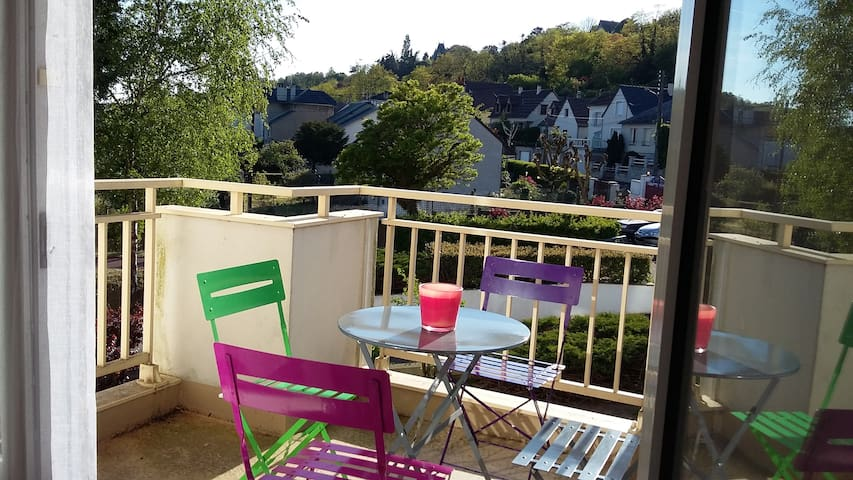 3 pièces dans quartier calme - Blois - Apartment