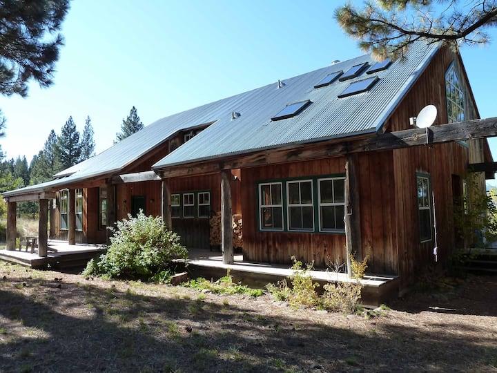 Spectacular High Sierra Ranch