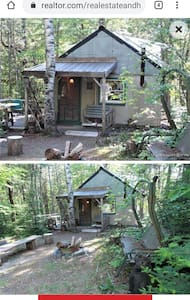Little house in the woods... no bells no whistles