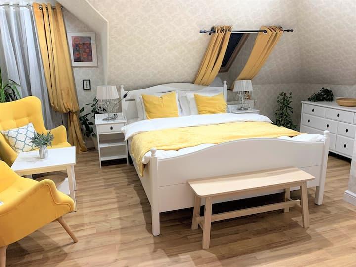 Romantic Room z prywatną łazienką