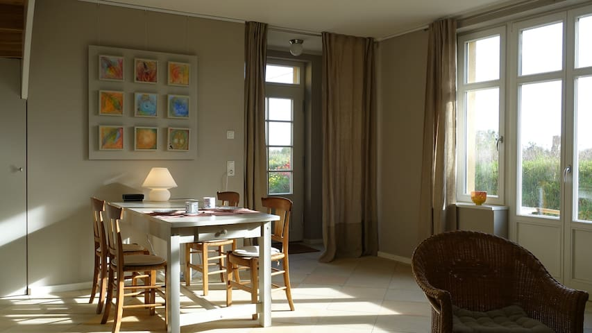 HolidayHome - in Pure Nature, Close to Berlin City