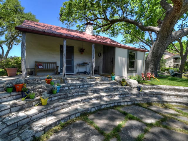 Guadalupe River beauty and charm! - Cypress Falls Sunday House