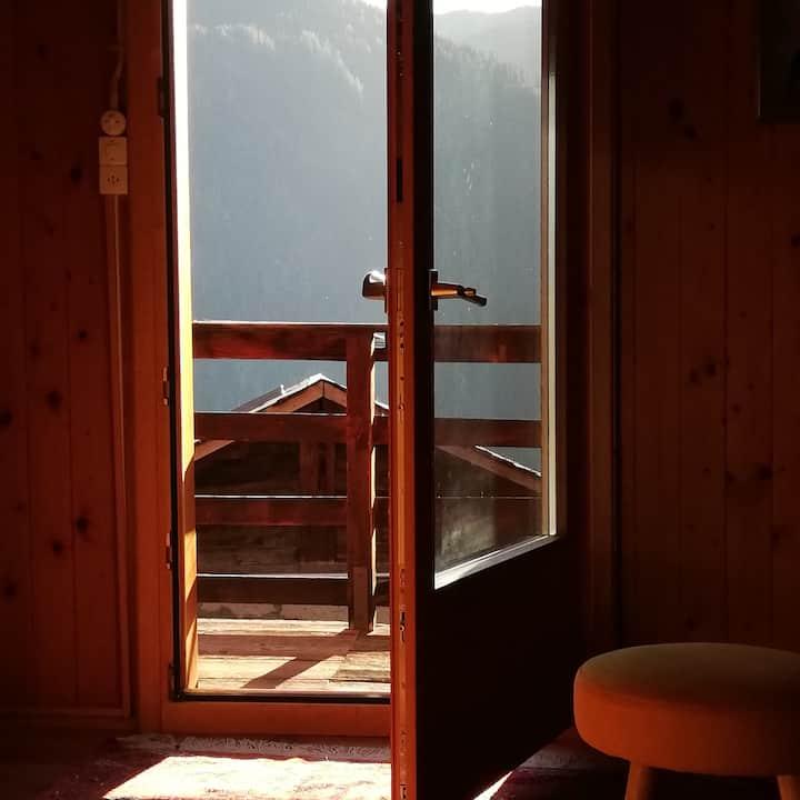 3 Bedrooms near Verbier (Sarreyer)