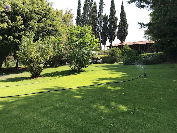 Casa hermosa a 10 min del centro de Valle de Bravo