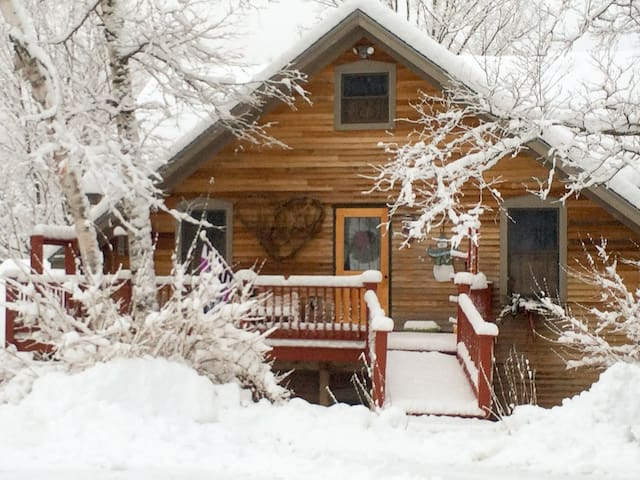 White Birch Cottage(Sugarb,Madrivr) - Moretown - House