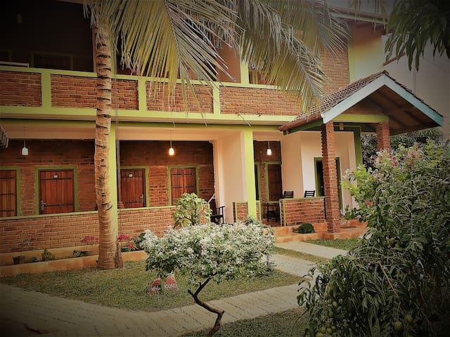 Hotel Niwahana Udawalawe Budget Family room