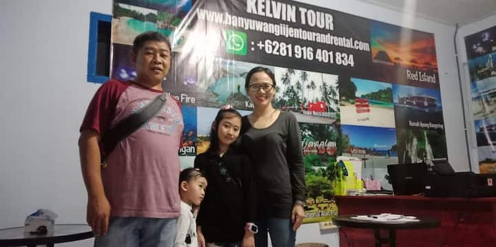 ijen transit room and tours