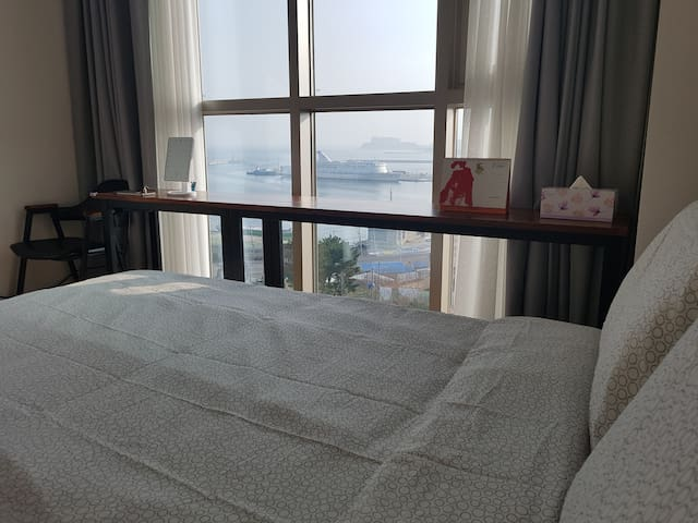 퀸침대 침실×2