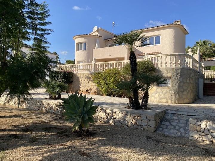 VillaDoni: comfortable, hospitable, relaxing place