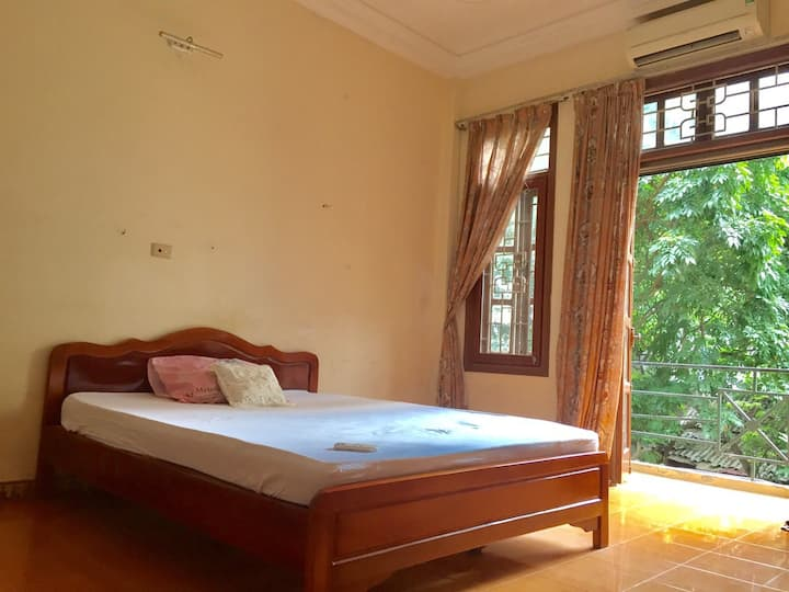 1 big room in a shared house, Dao Tan Str, Hanoi