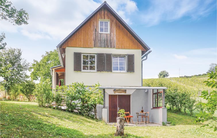 Holiday cottage with 1 bedroom on 58m² in Eisenberg