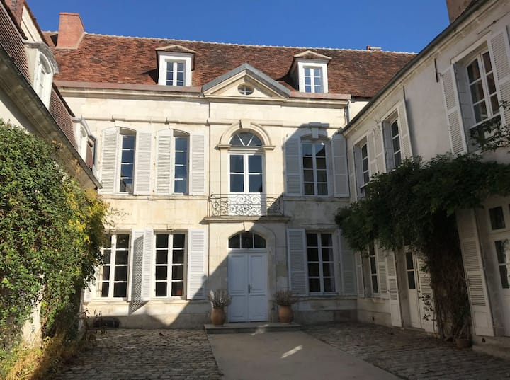 Mansion Saint-Eusèbe  - For groups