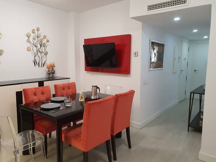 Apartamento superlujo business & holidays centro