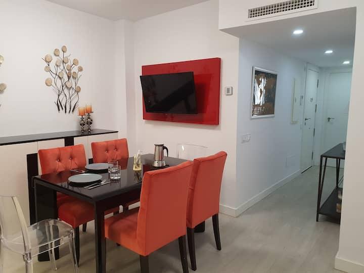 Apartamento superlujo business & holidays centro