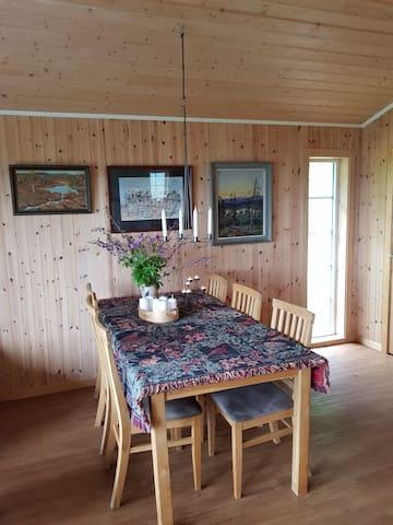 Elg hytta