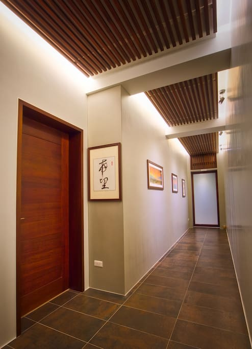 Hope Suite and Corridor
