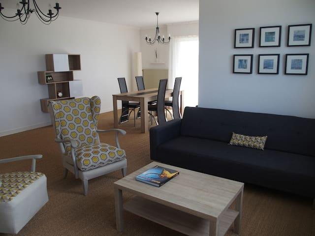 Appartement T3 lumineux avec jolie vue