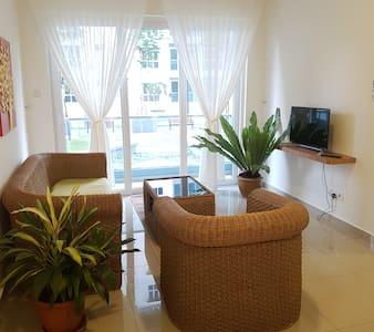 *NEW* Luxurious 2 bedroom in Johor Bahru city - Johor Bahru
