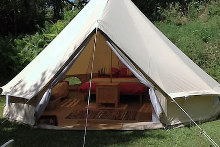 Bell Tent - Gaillac-Toulza