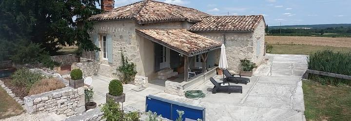 Maison de vacances à Monflanquin