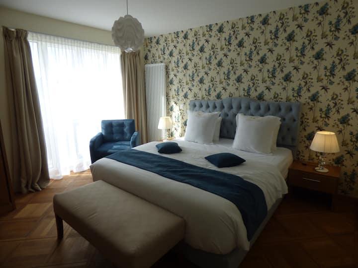Chambre d'hôtel prestige dans Romont(Superieure)