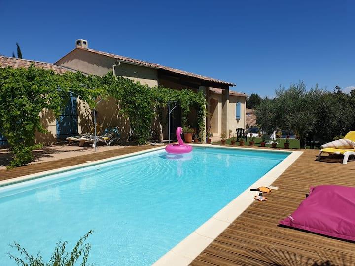 Calme et détente en Provence