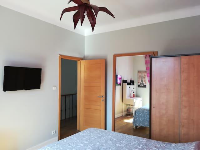 1 ou 2 chambres dans maison familiale