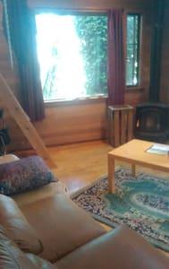 """Hillside """"birdhouse"""" cabin in the trees - Seattle - Cabin"""