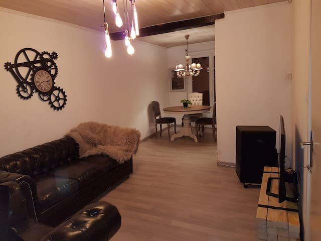 Cosy and confortable house - Villeneuve-d'Ascq - Casa