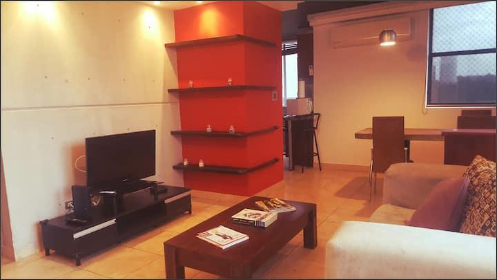 Green Dream - 2 Bedroom apartment in Panama City.