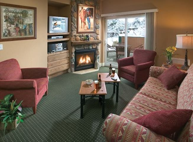 2 Bed Wyndham Estes Park - Estes Park - Apartment