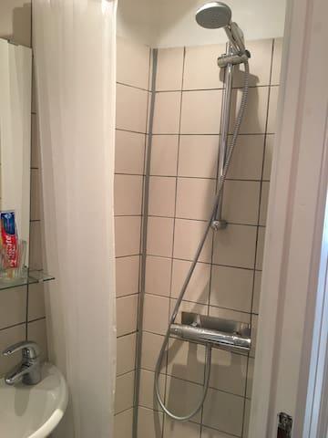 Badeværelse/ WC