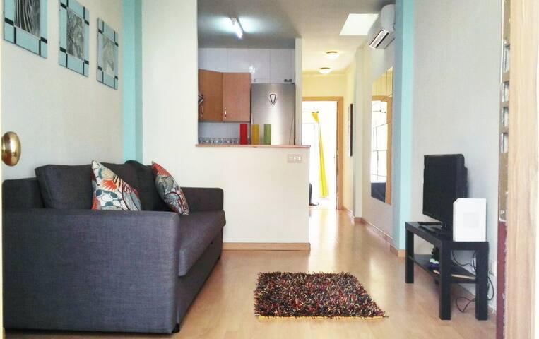 Apartamento Fira Plaza España - Barcelona - Pis