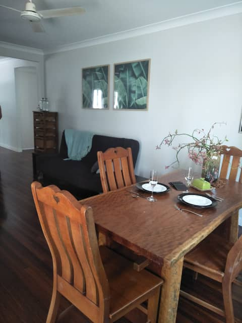 Beautiful open plan family home in Hervey Bay