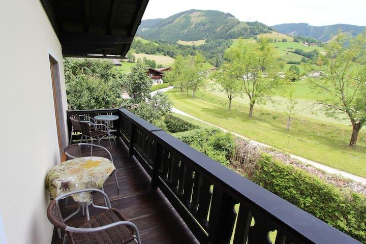 Gran casa de vacaciones en Salzburgo con jardín